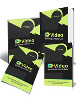 Product picture Video Marketing 20 Made Easy