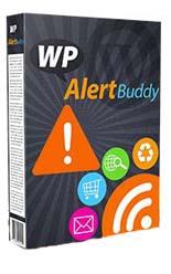 Product picture WordPress Alert Buddy