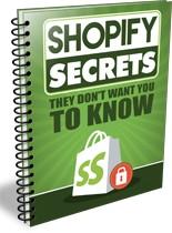 Product picture Shopify Secrets