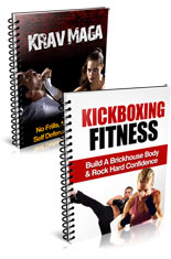 Product picture Self Defense and Kickboxing Fitness for Women
